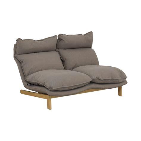 High Back Reclining Sofa by 54 Muji Muji High Back Reclining Sofa Sofas