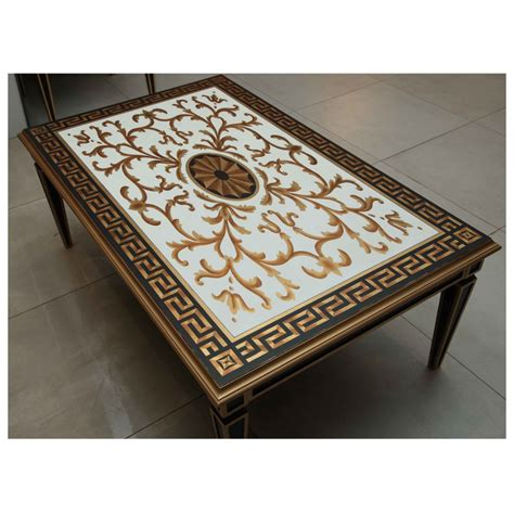 Table Of Tables by Versace Tables Set