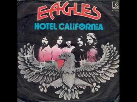 Eagles Hotel California Album Version Mp3 Youtube