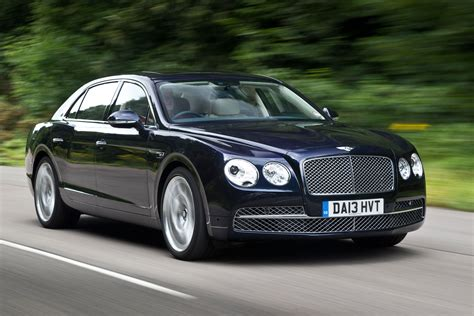 Bentley Picture by Bentley Flying Spur Review Autocar