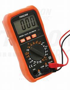 Digital Multimeter  Dcv Acv Dca Ohm Diode Check Ncv Signal