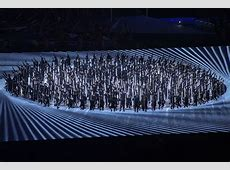 2016 Summer Paralympics opening ceremony Wikipedia
