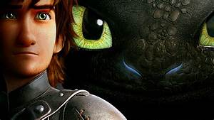 Hiccup and Toothless 0s Wallpaper HD