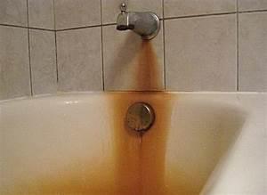 Dunkle Silgranit Spüle Reinigen : so reinigen sie dunkle flecken und rost auf der badewanne die praktische frau ~ Watch28wear.com Haus und Dekorationen