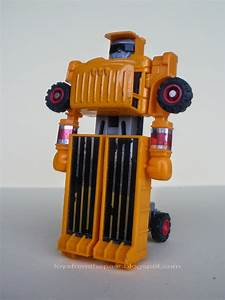 Toys From The Past   532 Mc Toy  U2013 Motorized Robot  U2013 Dump