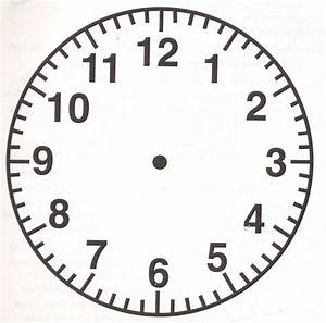 blank clock faces templates activity shelter With clock face templates for printing