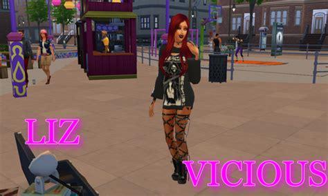 Porn Actress Liz Vicious The Sims 4 Sims Loverslab