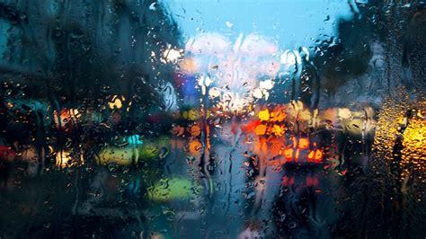 rain  glass desktop pc  mac wallpaper