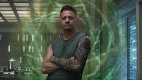 Hawkeye Tattoo The Avengers Endgame Timeline