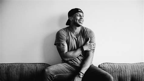 Jimmie Allen Embodies Perseverance In Music And Life