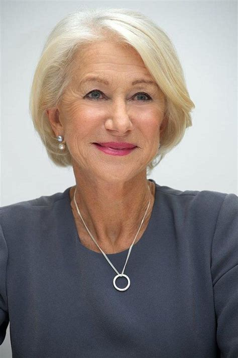 The Best Hairstyles for Women Over 60 Over 60 hairstyles