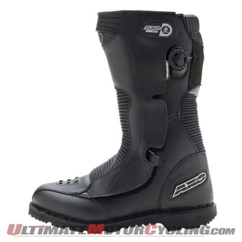 axo motocross boots axo freedom adventure wp boots review