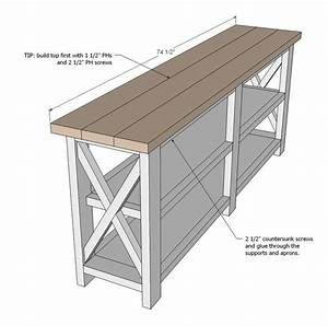 25+ best ideas about Rustic Console Tables on Pinterest