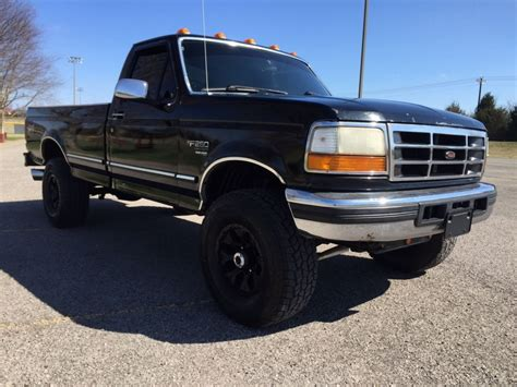 Ford F250 Diesel Specs by 1997 Ford F250 4 215 4 7 3l Powerstroke Diesel For Sale