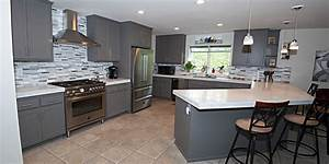 Style, Tips, For, Grey, Kitchen, Cabinets