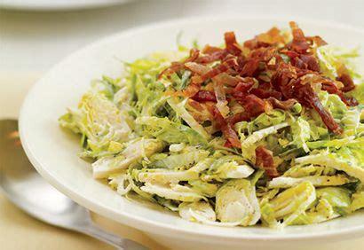 cuisine choux de bruxelles salade de choux de bruxelles râpés une bonne bouffe