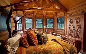 Rustic, Bedroom, Ideas, For, Classic, And, Antique, Impression