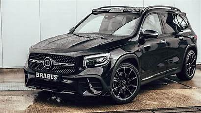 Glb Brabus Mercedes Benz Amg 4k 250