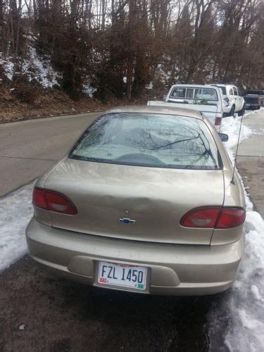 buy   chevrolet cavalier base sedan  door