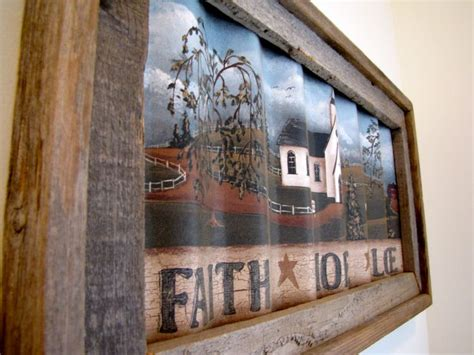 17 Best Images About Barn Wood Crafts On Pinterest
