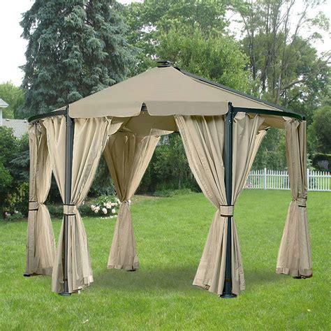 garden oasis  retractable gazebo replacement canopy garden winds
