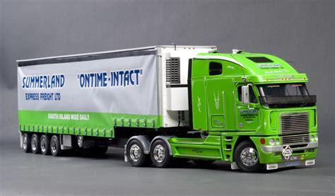 new truck models modern american coe mk1 optional kit 1 24 a n model trucks