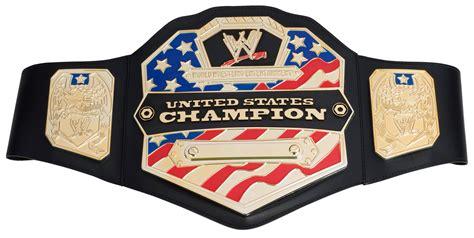 Wwe United States Champion Championship Title Belt Kids