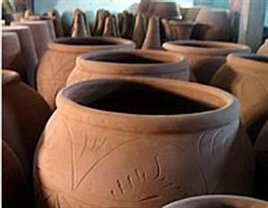 Jarre Terre Cuite Grande Taille : poterie de tunisie terre cuite jarres amphores vases ~ Dailycaller-alerts.com Idées de Décoration
