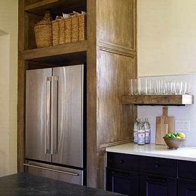 hutch kitchen cabinets 17 best images about refridgerator cabinet on 1756