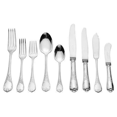 christofle flatware silver sets marley luxury estate cutlery betteridge pieces