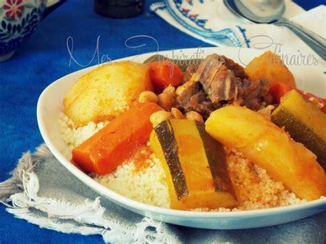 recette cuisine couscous tunisien couscous algérien le cuisine de samar