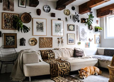 Happy Bohemian Home Inspires by A Happy Bohemian Home That Inspires Decoholic