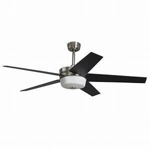 Harbor breeze ceiling fan light kit lowes : Harbor breeze urbania in brushed nickel downrod or