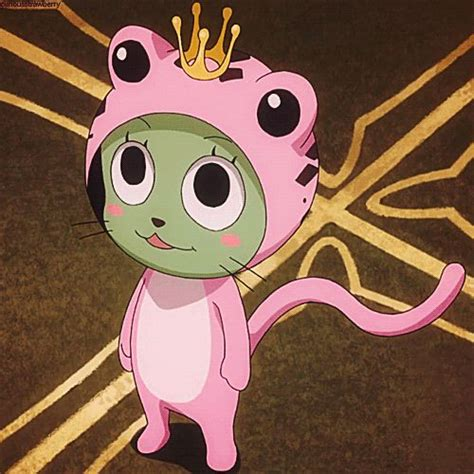 fairy tail frosch anime pinterest