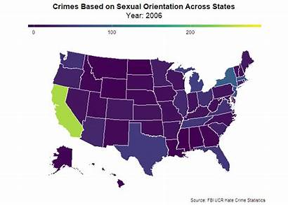 Hate Crimes Lgbt Sexual Orientation Across Motivated
