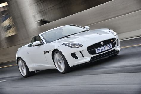 Jaguar Ftype Is South Africa's Bestselling Sportscar