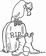 Coloring Cowboy Buzzard Looney Tunes Purplekittyyarns sketch template