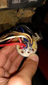 312-8 Ignition Wiring - Amateur Fix