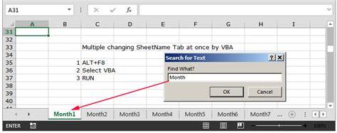 display rename worksheet   sheet  tab