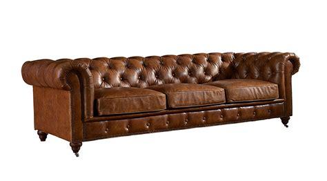 vintage leather home furniture design