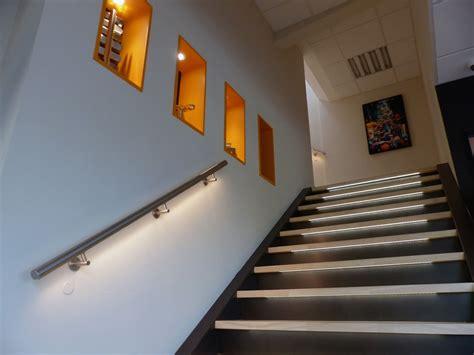 led cuisine re d 39 escalier murale à led éclairage doux dans votre