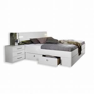 Modernes Bett 180x200 : bett rasa led beleuchtung wei 180x200 cm zimmer design pinterest ~ Watch28wear.com Haus und Dekorationen