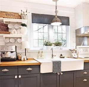 Les 25 meilleures idees de la categorie decor rustique for Idee deco cuisine avec meuble design scandinave