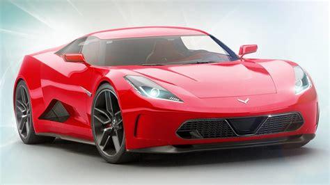 2018 Corvette C8 Rumors