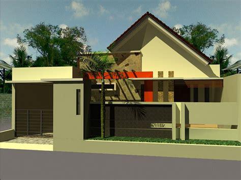 gambar rumah minimalis atap pelana