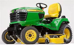 How To Adjust John Deere Mower Deck