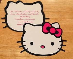 then we made hello kitty pancake and pajama party With hello kitty cut out template