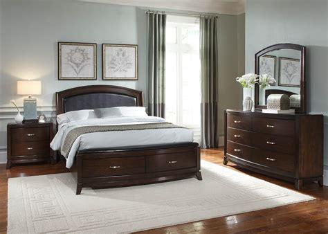 Avalon Bedroom Set by Avalon 4pc Storage Bedroom Set Rotmans Bedroom