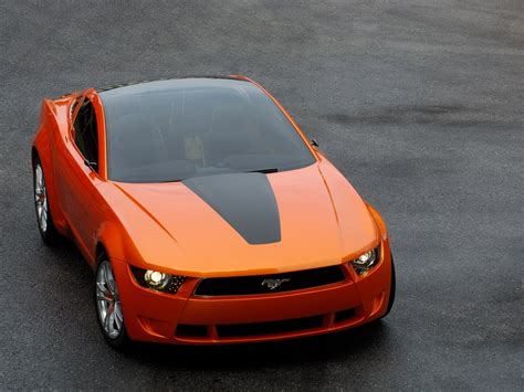 Refreshed Mustang Coming In 2018 All New Model For 2018