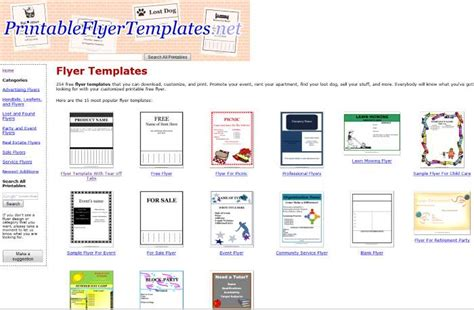 brochure templates gimp software